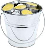 """Lot de 50 x bougie """"chauffe-plat"""" à la citronnelle à partir de 5,13€ HT"""