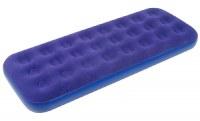 Lit gonflable 1 personne 191cm bleu marine à partir de 10,50€ HT