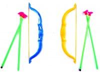 Set arc et 2 flèches 25cm coloris assortis à partir de 0€53 HT