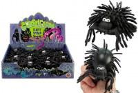 Balle Fluffy Spider 12cm noire à partir de 0,95€ HT
