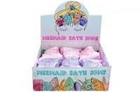Bombe de bain parfumée Mermaid 11cm coloris assortis à partir de 1,35€ HT