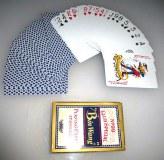 Jeu de 52 cartes spécial club