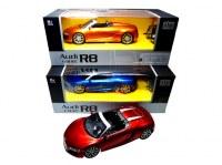 Audi R8 radiocommandé 1:18 coloris assortis