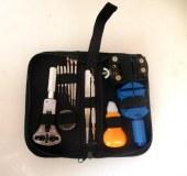 Trousse à outils d'horloger 13 pièces
