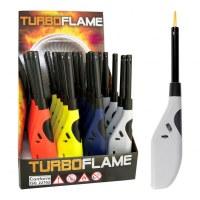 """Briquet allume-gaz """"Turbo BBQ"""" 20cm coloris assortis à partir de 1€04 HT"""
