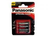 Lot de 4 piles Panasonic LR03 AAA Special Power à partir de 0,79€ HT