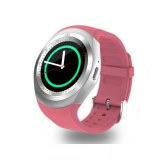 Montre connectee Bluetooth -Rose
