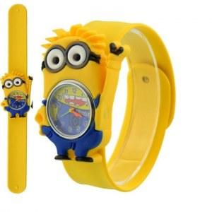 Lot montres Minions pour enfant