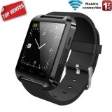 DESTOCKAGE MONTRE CONNECTE U8 NOIR OU BLANCHE SMARTWATCH
