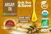 Organic argan Oil certified organic prickly pear seed Oil certified Moroccan Black soap...