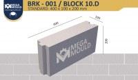 Moules à parpaings pour vos machines à blocs béton!