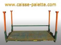 Caisse palette métallique d'occasion