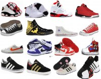 We sell sports Shoes