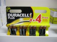 Duracell Piles AA