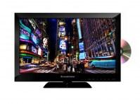 Destockage TV combo LED 55cm Full HD - DVD integre