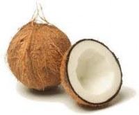 Noix de coco de Côte d'Ivoire en grosses quantités