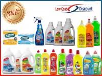 Lessive / Produit vaisselle / Produit vitre / Produit Sol / Papiers