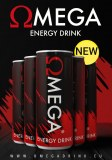 OMEGA ENERGY DRINK 250ML
