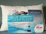 """Fabricant d'oreillers en fibres et mousse à mémoirede forme ( oreillers """" italiens"""" )"""