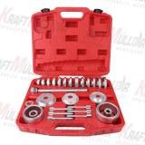KRAFTMULLER kit d'outils de retrait d'installation de roulement 31pcs