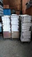 Grossiste draps housse de couette serviettes en quantité (3 tonnes) friperie OUVERT PEN...