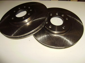 Lot de disques de frein