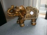 PETIT ELEPHANT DECORATIF