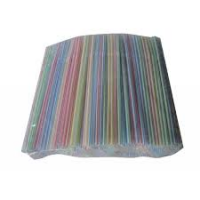 1500 pailles articulées couleurs