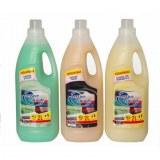 Palette lessive liquide