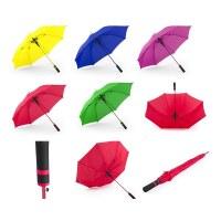 Parapluie Cladox en Pongée - Objet publicitaire AVEC ou SANS logo - Cadeau client - Gif...