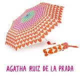 Parapluie Telsy -Agatha Ruiz De La Prada- - Objet publicitaire AVEC ou SANS logo - Cade...