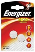 ENERGIZER Blister de 2 Piles Lithium CR 2032 Maxi