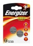 ENERGIZER Blister de 2 Piles Lithium CR 2025 Maxi