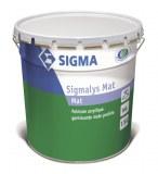 Sigma Sigmalys Satin mat velour