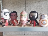 Lot Destockage Jouet Peluches Star Wars NEUF