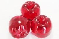 Lot de perles en verre pour luminaires
