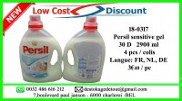 Persil sensitive/color gel