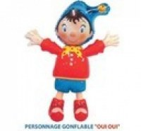 Personnage Gonflable Oui Oui