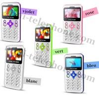 Mini téléphone portable Melrose VI