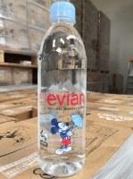 Eau minérale naturelle Evian (Pack de 24 x 50cl)