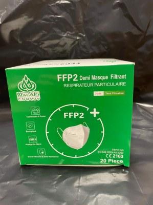 Masques FFP2 et chirurgicaux de type II R