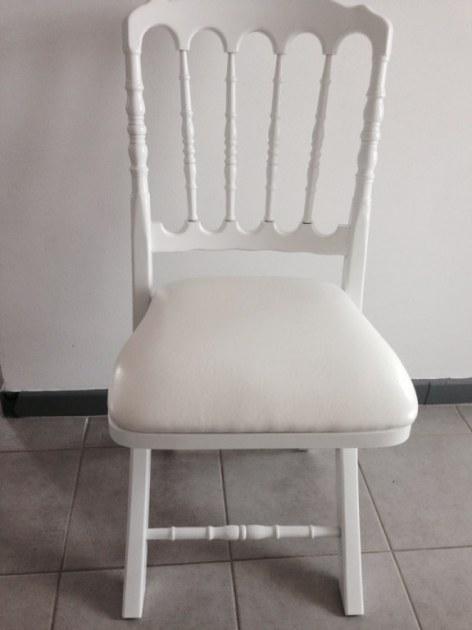Chaises napol on 3 europe materiel destockage grossiste - Grossiste chaise napoleon ...