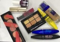 Lot de cosmétique maquillage
