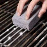 SHOP-STORY - BLOCK GRILL : Pierre Ponce Abrasive de Nettoyage pour Barbecue et Cuisine