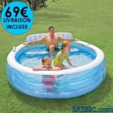 Piscine gonflable LIVRAISON GRATUITE