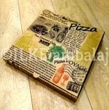Boite à Pizza Imprimée- Diverses tailles