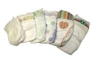 Carton Couches pour bébés NEWBORN MINI MIDI MAXI JUNIOR Gr 1 Gr 2 Gr 3 Gr 4 Gr 5 Gr 6