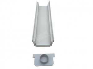 Caniveau Plastique 50x20 cm EN STOCK