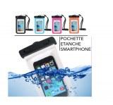 Sac housse pochette waterproof universelle étanche pour smartphone