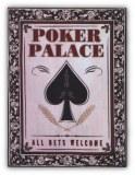 Tableau déco Poker Las Vegas USA